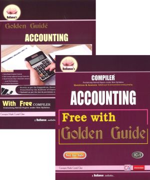 CA Inter Group 1 Paper 1 Accounting  Reliance's Golden Guide - S.K. Aggarwal, Abha Aggarwal